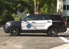 SFPD Ford SUV (dcnelson1898) Tags: california memorial police sacramento sheriff lawenforcement sacramentocounty firstresponders californiapeaceofficersmemorial
