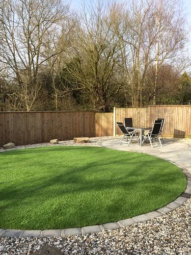 Landscape Gardening Macclesfield - Modern Family Garden Image 22