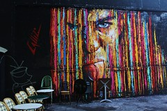Carlos Callizo_7586 rue Oberkampf Paris 11 [EXPLORED] (meuh1246) Tags: streetart paris mur paris11 explored rueoberkampf inexplore carloscallizo