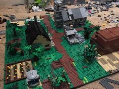 Updated WIP (Brick Lieutenant) Tags: military american ww2 germans brickarms legomilitary legoww2