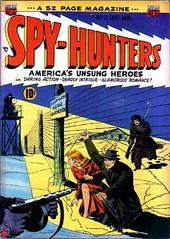 Spy Hunters 3 (Michael Vance1) Tags: art artist anthology adventure spy was comics comicbooks cartoonist silverage