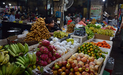Market (Isabel-Valero) Tags: travel people fruits shopping asia cambodia cambodian market camboya