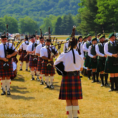 Round Hill 2016 (Heather_Sutherland) Tags: round hill scottish games highland kilt bagpiper bagpipes