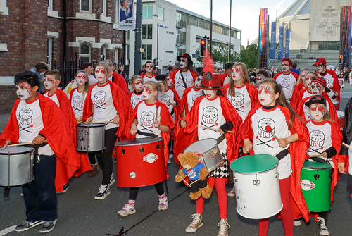 Brazilica Parade, Liverpool