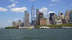 Statue of Liberty (joschibelami) Tags: vacation usa newyork statueofliberty manhatten ellisisland 2016