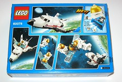 60078 1 lego city utility shuttle set 2015 misb b (tjparkside) Tags: city 2 man men set modern port 1 bay day pieces lego fig space satellite helmet jet utility mini astronaut cargo astronauts repair shuttle backpack figure hatch minifigs figures radar figs wrench 155 repairs helmets minifigure spanner 2015 minifigures misb 60078