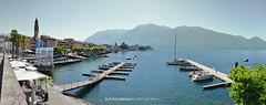 #009 Ascona - Lungolago (Enrico Boggia | Photography) Tags: ascona ticino estate lagomaggiore lungolago verbano gambarogno locarnese enricoboggia