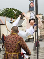 Smile! (conall..) Tags: foyle maritime festival 2016 street performance