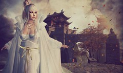 Sky Princess (susannedrechsler (susannedrechsler.wordpress.com)) Tags: azul arise theplastik