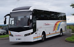 4ORX  The Travellers Choice, Carnforth (highlandreiver) Tags: 4orx 4 orx the travellers choice carnforth jonckheere bus coach coaches gretna green scotland scottish
