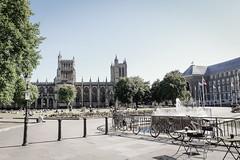 Bristol Cathedral (Michele 'MIKEY' Schirru) Tags: cabot cabottower bristol ssgreatbritain snuffmills