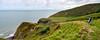 Round Wales Walk 39 - Dan on the Trail (Nikki & Tom) Tags: walescoastpath wales ceredigion uk sea dan boy child path track cliffs