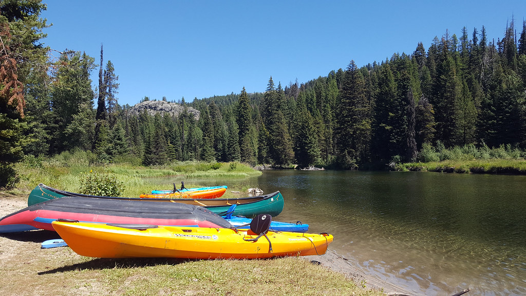 Payette River Basin Water Trails