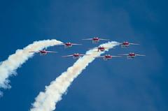 431 Air Demonstration Squadron (C McCann) Tags: abbotsford airshow international bc britishcolumbia canada cyxx yxx 431 air demonstration squadron snowbirds ct114 tutor