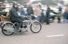 1911 Clyno 5/6hp Motorcycle Combination Reg: XP 21 (bertie's world) Tags: sunbeam pioneer run 1979 epsomdowns motorcycles 1911 clyno 56hp motorcycle combination reg xp21
