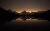 IMG_4288 (Nelus Photography) Tags: star reflection night lightpolution alps switzerland bachalpsee grindelwald bern alpen mountains berge mountain