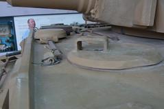T131 Drivers hatches and damage (VstromJ) Tags: pz vi 131 pzvi tiger131 fury