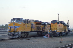 (Train&Airplane Photographer) Tags: unionpacific up uprosevilleyard uprosevillesubdivision gevo ac4400cw c449w sd60m dash8 standardcab rollingstock snowservicegp382 gp402 exwpgp402 up9992 militaryloads patchedsp uptier4 sd70ah sd70ace burlingtonnorthernsantafe bnsfrailway amtrakcalifornia cdtx sanjoaquin fakebonnet chessieseaboardexpress csxtransportation csxt southernpacific sp sp2258