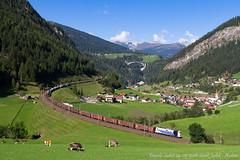 Lo zoo di Sankt Jodok (Daniele Sudati) Tags: 139 lokomotion sanktjodok austria treno zug colorato