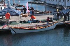 "IMG_2256 - Port Townsend WA - Port Hudson Marina - 2016 40th Annual Wooden Boat Festival - (BlackShoe1) Tags: washington wa washingtonstate olympicpeninsula porttownsendwa boat boatfestival woodenboat classicwoodenboat woodboat ""northwest maritime center"" ""wooden foundation"" wbf nwmc ""port hudson"" wash pacificnorthwest pugetsound jeffersoncounty eastjeffersoncounty quimperpeninsula porttownsend victorianseaport"