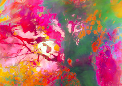 pastel pond (Hal Halli....happy everything!!) Tags: abstract pastelpond nature wallart decor sharingart netartii crazygeniuses
