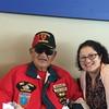 Mr. Thomas, a Navajo Code Talker (KFiabane) Tags: navajocodetalker worldwartwoveteran krista mrthomas