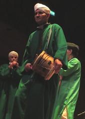 Master Musicians Of Jajouka (2016) 08 (KM's Live Music shots) Tags: worldmusic morocco sufimusic mastermusiciansofjajouka tbelmoroccan drums transcenderfestival miltoncourt