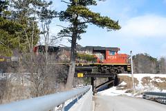 CN 589 in Galetta