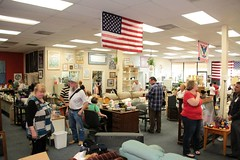 """FSO Thrift Store Ribbon Cutting • <a style=""""font-size:0.8em;"""" href=""""https://www.flickr.com/photos/58294716@N02/16415063003/"""" target=""""_blank"""">View on Flickr</a>"""