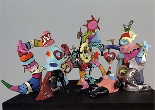 Niki de Saint Phalle - Le reve de Diane, 1970
