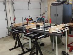Charles Ragan - DIY Table Saw Guide Rails 01
