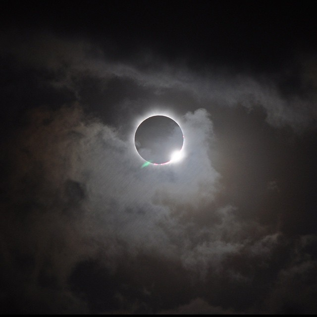 Solar Eclipse occurring this Friday, March 20th. http://bit.ly/1B8i8a2