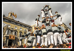 La Merced. Barcelona (doctorangel) Tags: barcelona espaa festival angel del de la spain fiesta pueblo fiestas merced folklore doctor popular castellers populares merce folclore trabucaires trabucos fiestasdelpueblo doctorangel