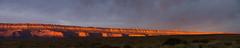 Fifty Mile Sunrise (xjblue) Tags: panorama sunrise stitch scenic olympus southernutah redrock e5 escalantetripoctober2014