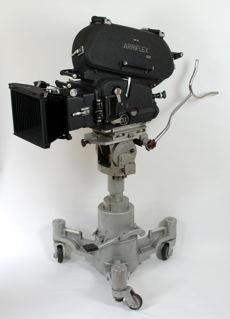 The World's newest photos of arriflex and kinetal - Flickr Hive Mind