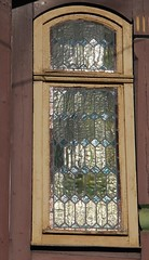 (:Linda:) Tags: window germany town stainedglass thuringia halftimbered fachwerk erker baywindow themar orielwindow