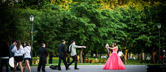 Moment in the park (gymhasafit) Tags: park street nyc wedding inspiration ny photography moments dress meadows marriage joe inspire flushing maried nolimits nylife nyclife nycphotographer mapplebeck gymhasafit