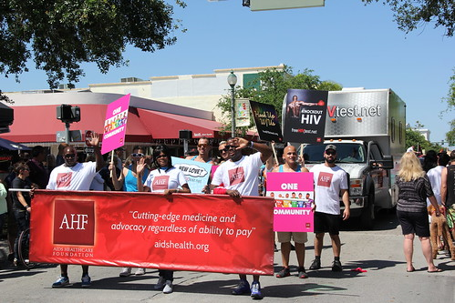 2015 Pridefest of West Palm Beach