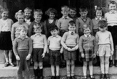 Bogmoor, Moray, Scotland (theirhistory) Tags: school girls pee boys socks shirt kids children photo shoes dress pants sandals tie skirt class bow junior trousers jumper shorts form wellies primary peeing wellingtons tartan wetting