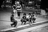 On the Chain (Gianpaolo Fusari) Tags: blackandwhite kids nikon havana cuba streetphotography 2009 plazadearmas lahabana nikond40 nikkordxnikon1855mmf3556