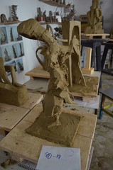 """lucrari sculptura olimpiada  2015-72 • <a style=""""font-size:0.8em;"""" href=""""http://www.flickr.com/photos/130044747@N07/17216920306/"""" target=""""_blank"""">View on Flickr</a>"""