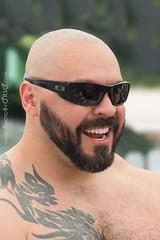 Tatted Bear... (Octane Photo) Tags: bear beards facialhair bearpride