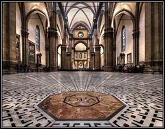 Duomo Santa Maria del Fiore (kurtwolf303) Tags: italien italy church topf25 topf50 topf75 italia 500v20f cathedral dom kathedrale kirche tuscany firenze duomo toscana hdr 800views florenz 1000views duomosantamariadelfiore 900views 750views 1000v40f 250v10f unlimitedphotos canoneos600d canont3i