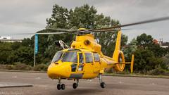 Noordzee Helikopters Vlaanderen EC AS365 Dauphin (Nicky Boogaard Photography) Tags: zeeland refinery nhv polizia lamborghini volvo eurocopter alouette porsche knrm