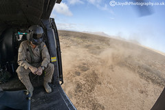 DUST OFF (lloydh.co.uk) Tags: flying flight aviation helicopter crewman shooter spain spanish army bhelma vi as332 super puma ab212 bell helicopters lanzarote air a2a airtoair airtoairhelicopter aviationphotography bhelmavi as332superpuma bellab212 bellhelicopters airbus eurocopter