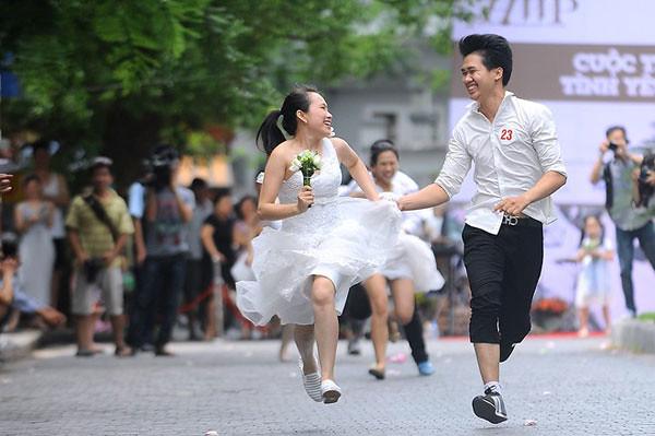 """""""Marathon Tình yêu và thử thách"""""""