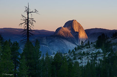 Olmsted Point (Omnitrigger) Tags: california sunset yosemite halfdome sierras tiogapass olmstedpoint