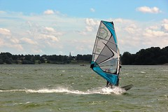 (keith.doubleday) Tags: water rutland windsurfers