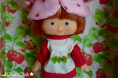 Have a berry good day! (OvertheLuna12 (Luna's Dolls)) Tags: cute doll strawberryshortcake