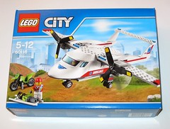 60118 1 lego city ambulance plane set 2016 misb a (tjparkside) Tags: city 3 male set modern female plane 1 three day pieces pcs lego fig aircraft helmet mini ambulance medical motorbike figure motorcycle passenger paramedics paramedic propeller rider figures figs stretcher minifigure 183 2016 minifigures misb 60116 60118